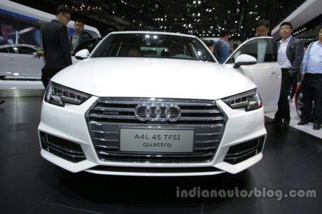 7 dieu can biet ve Audi Q5 sap ra mat - Anh 5