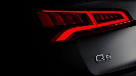 7 dieu can biet ve Audi Q5 sap ra mat - Anh 7