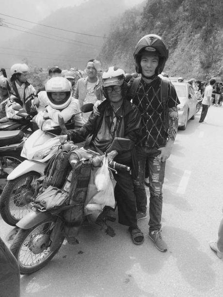 Chuyen di gay 'sot' cua 'phuot thu gia nhat Viet Nam' - Anh 3