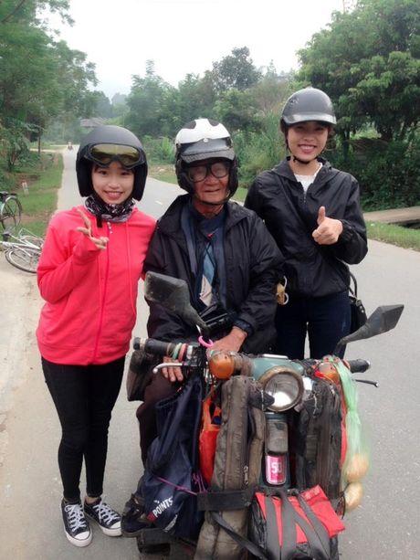 Chuyen di gay 'sot' cua 'phuot thu gia nhat Viet Nam' - Anh 4