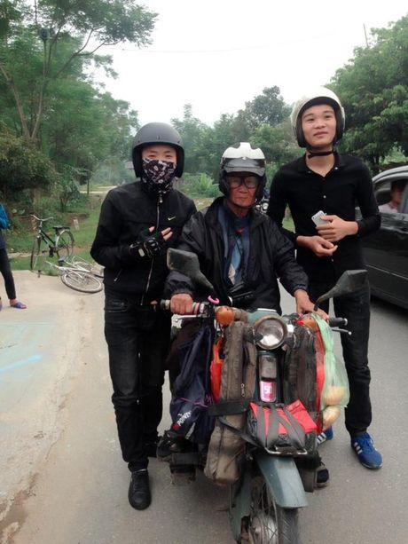 Chuyen di gay 'sot' cua 'phuot thu gia nhat Viet Nam' - Anh 5