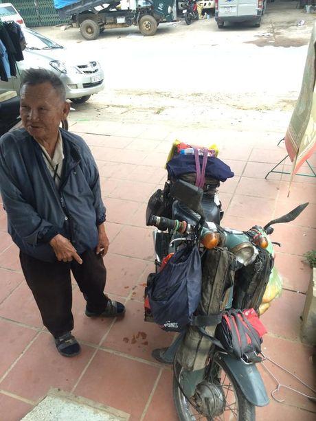 Chuyen di gay 'sot' cua 'phuot thu gia nhat Viet Nam' - Anh 6