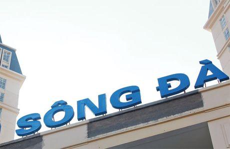 Tong cong ty Song Da: No hon 10.000 ty dong, tra luong 'nghin do' - Anh 1