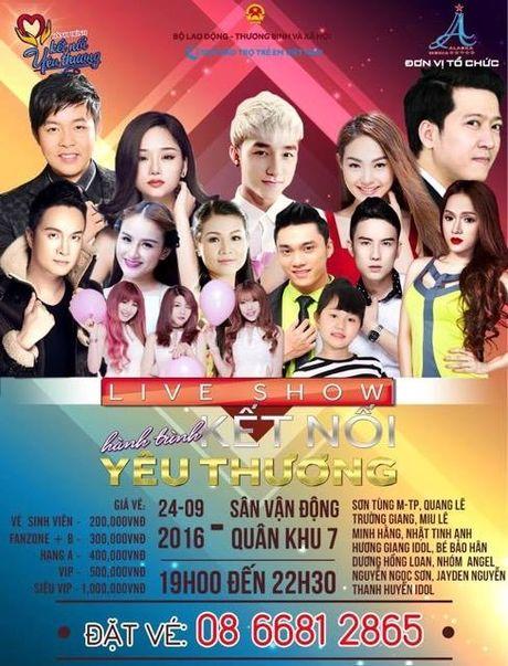 "Son Tung ""ket noi yeu thuong"" cung Minh Hang - Anh 10"
