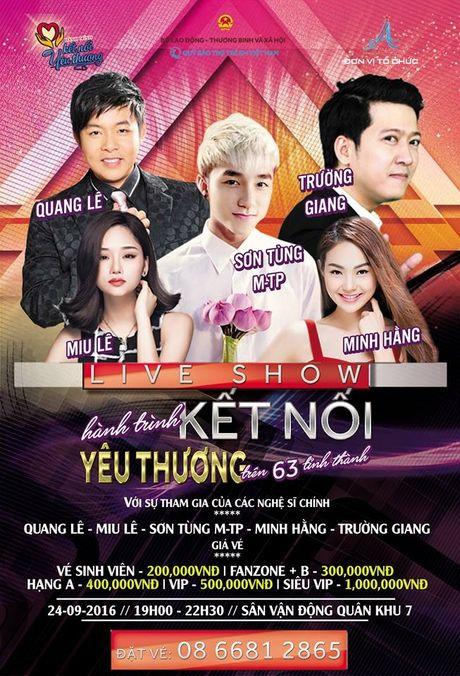 "Son Tung ""ket noi yeu thuong"" cung Minh Hang - Anh 11"