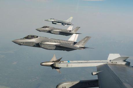 My muon nghien cuu may bay tiep dau tang hinh de chi vien cho F-35 - Anh 3