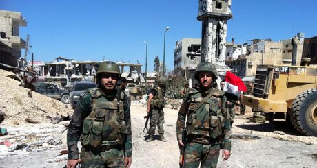 Video chiến sự: Quân đội Syria tổng tấn công dứt điểm Aleppo