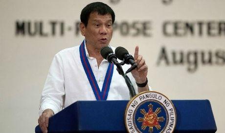 Tong thong Philippines moi LHQ, EU toi dieu tra ve cac vu giet nguoi lien quan den ma tuy - Anh 1