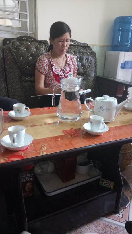 Thai Binh: Hang loat sai pham dien ra tai Truong THCS Diep Nong - Anh 2