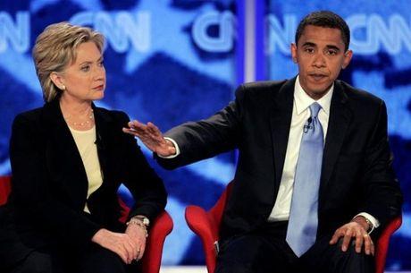 Trump va Clinton chuan bi gi cho cuoc cham tran truc tiep dau tien? - Anh 2