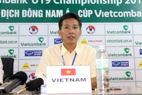 HLV Hoang Anh Tuan: 'Toi la nguoi chiu trach nhiem cho that bai' - Anh 1