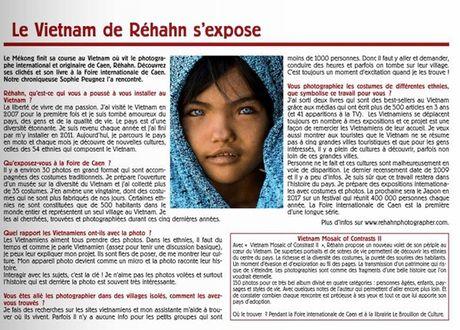 Nhiep anh gia Rehahn gioi thieu ve dep Viet Nam tai Phap - Anh 7