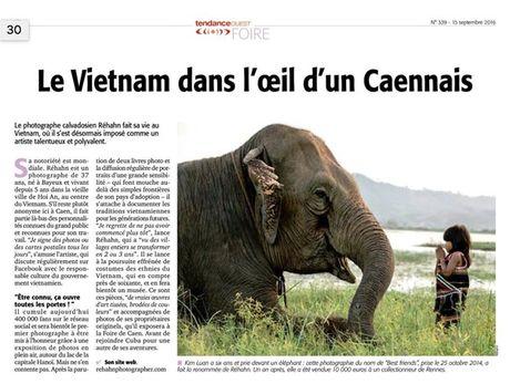 Nhiep anh gia Rehahn gioi thieu ve dep Viet Nam tai Phap - Anh 8