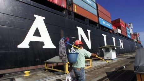 Co phieu Hanjin tang 28%, thach thuc van con nguyen - Anh 1