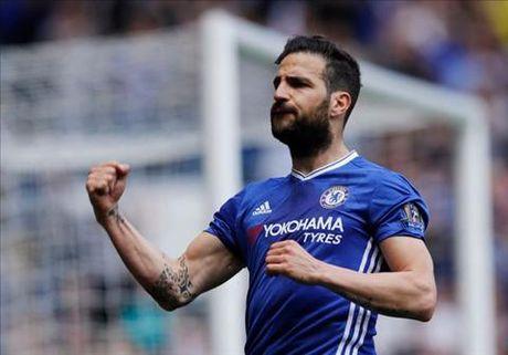 """Fabregas: """"Toi chua bao gio nghi den viec roi khoi Chelsea"""" - Anh 1"""