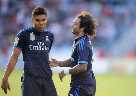 Real Madrid mat hai tru cot truoc tran dau voi Las Palmas - Anh 1