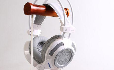 SoundMax trinh lang tai nghe chuyen danh cho game thu - Anh 1