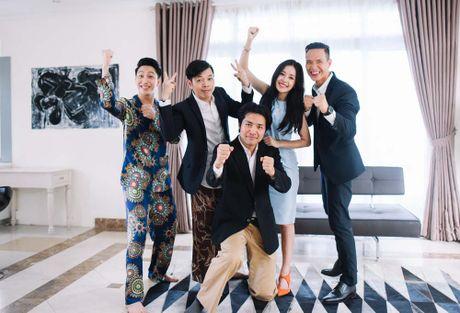 Thai Hoa, Kim Ly ket doi lam ve si sau mui - Anh 1