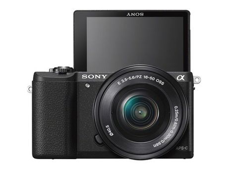 Sony cong bo may anh nho gon Alpha A5100 gia tu 550 USD - Anh 2