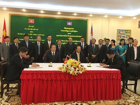 VNPT mo rong hoat dong hop tac kinh doanh tai Campuchia - Anh 1