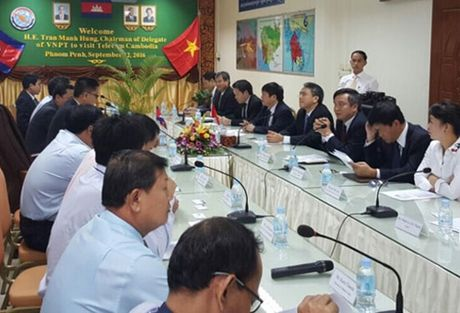 VNPT mo rong hoat dong hop tac kinh doanh tai Campuchia - Anh 2