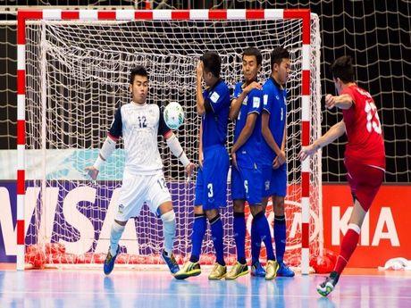 Futsal World Cup: Thai Lan noi loi chia tay - Anh 1