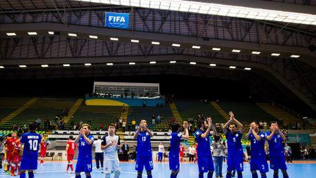 Futsal World Cup: Thai Lan noi loi chia tay - Anh 2