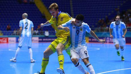 Futsal World Cup: Thai Lan noi loi chia tay - Anh 5