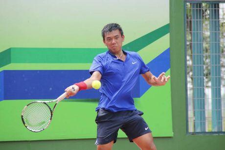 Ly Hoang Nam thang tien vao ban ket - Anh 1
