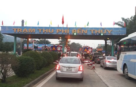 'De nghi di doi Tram thu phi BOT Ben Thuy la lam kho' - Anh 1