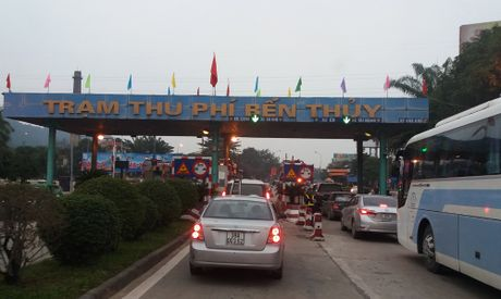 'De nghi di doi Tram thu phi BOT Ben Thuy la lam kho' - Anh 2