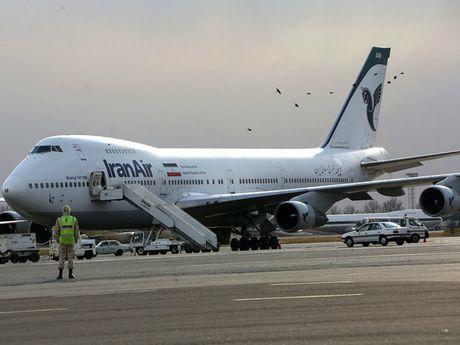 Boeing duoc My cho phep ban may bay cho Iran - Anh 1