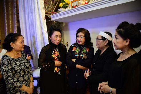 Dong dao nghe si, khan gia den vieng NSND Thanh Tong - Anh 16