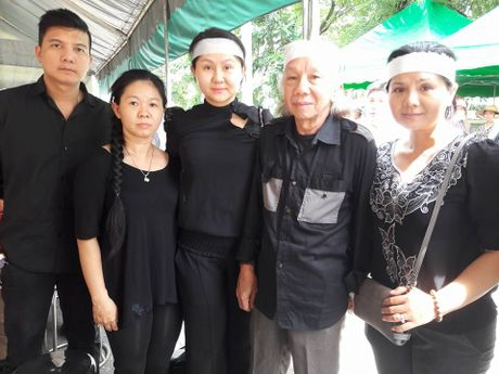 Dong dao nghe si, khan gia den vieng NSND Thanh Tong - Anh 18