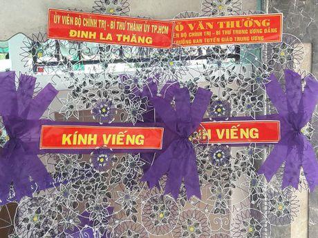 Dong dao nghe si, khan gia den vieng NSND Thanh Tong - Anh 3