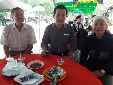 Dong dao nghe si, khan gia den vieng NSND Thanh Tong - Anh 8