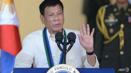 Tong thong Philippines Rodrigo Roa Duterte tham Viet Nam - Anh 1
