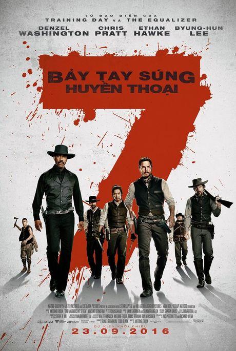 'Bay tay sung huyen thoai': Phim cao boi hanh dong hien dai - Anh 1