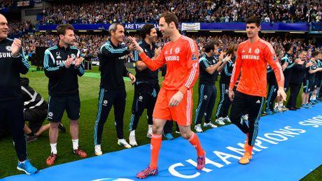Giu Courtois, ban Cech la sai lam cua Chelsea - Anh 2