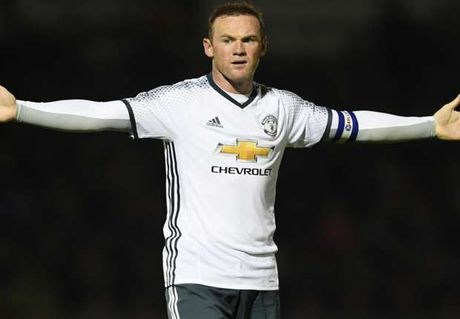 Ranieri: Leicester City khong co cho cho Rooney - Anh 1