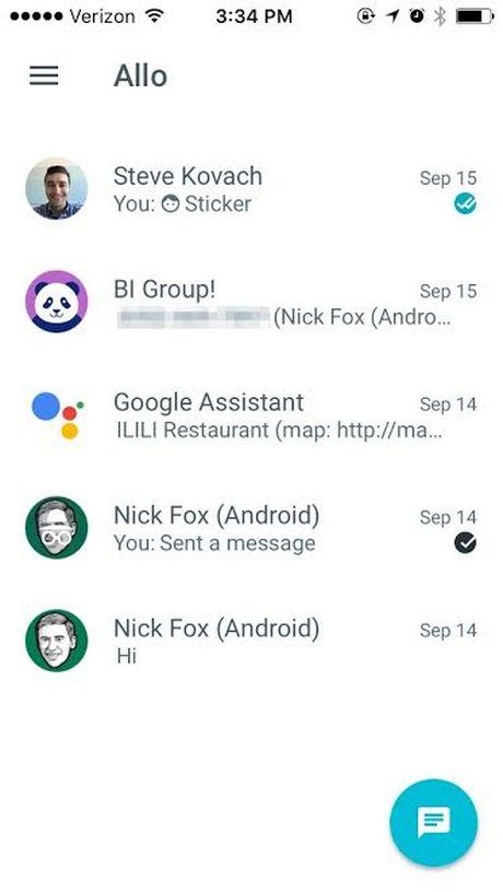 Google tung 'vu khi' doi trong voi Siri cua Apple - Anh 2