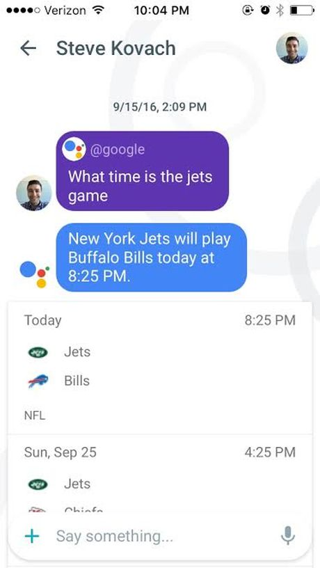 Google tung 'vu khi' doi trong voi Siri cua Apple - Anh 8