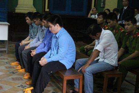 Thuong uy CSGT to chuc danh chet nguoi vi pham lanh 12 nam tu - Anh 1
