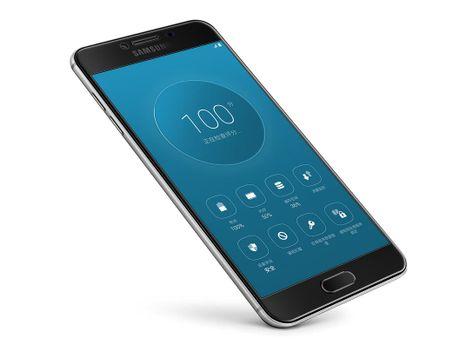 Samsung Galaxy C5 Pro va C7 Pro se som ra mat - Anh 2