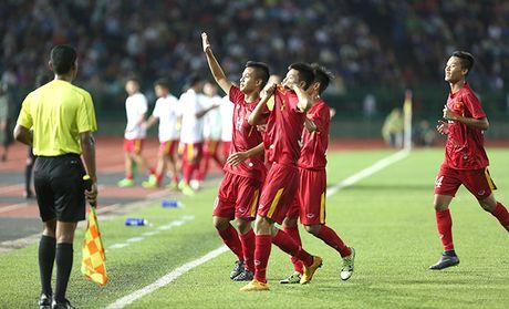 U16 Viet Nam chi cach World Cup U17 mot tran dau - Anh 1