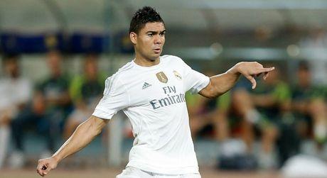 Real Madrid xac nhan Casemiro gay xuong chan, nghi 2 thang - Anh 1