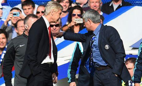 Jose Mourinho: 'Mot ngay nao do, toi se tim Wenger va dap VO MAT ong ta' - Anh 1