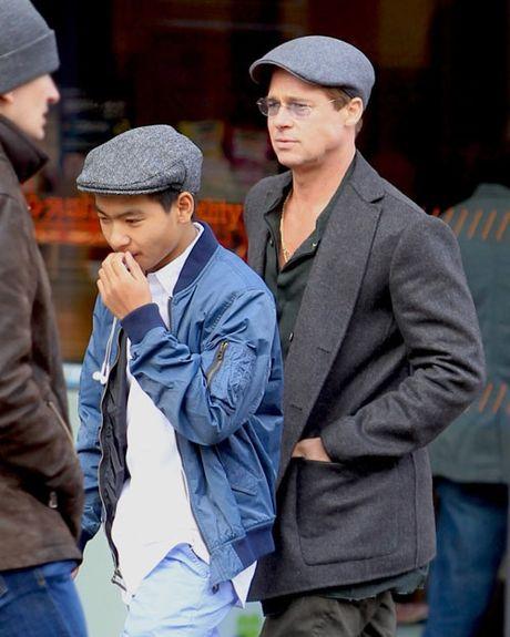 Showbiz 23/9: My Linh len tieng sau vu Phuong Nga, Brad Pitt danh nguoi con duoc Angelina Jolie yeu nhat - Anh 1
