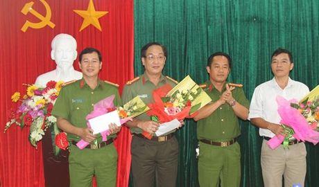 Thưởng nóng các lực lượng tham gia triệt phá đường dây cá độ bóng đá tại Huế