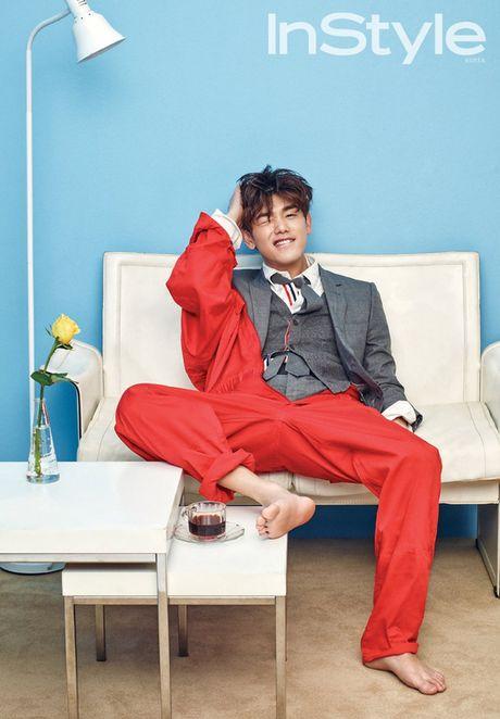 Qua nua top dau BXH than tuong nam duoc yeu thich nhat thuoc ve EXO, G-Dragon ngam ngui xep duoi - Anh 8